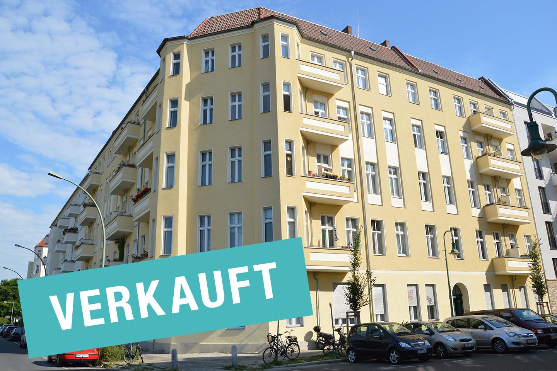 Verkauft: Isländische Straße Berlin