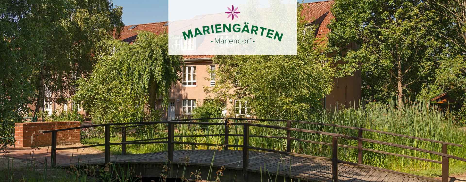 Mariengärten Wohnungen in Berlin kaufen