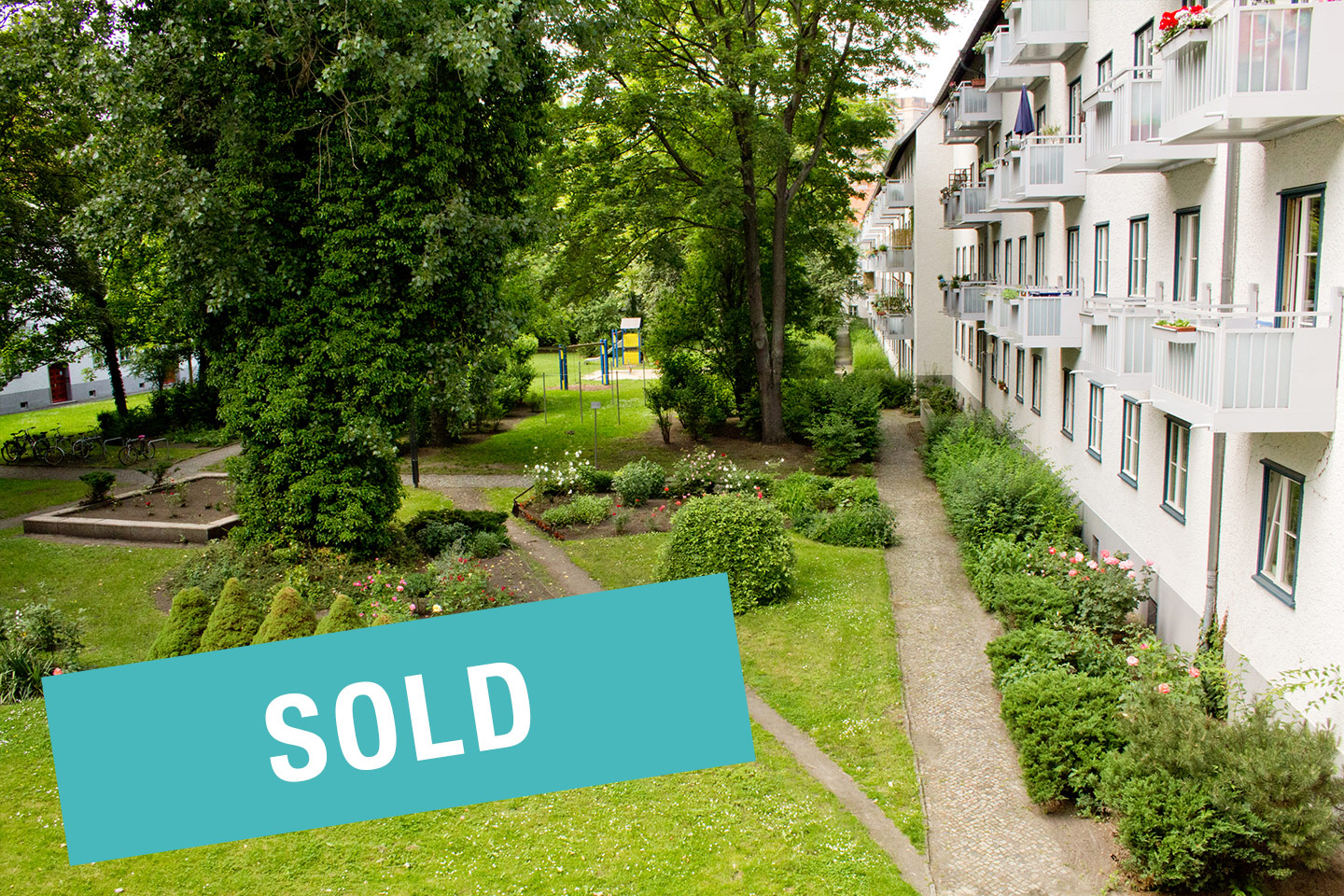 Parkviertel: sold