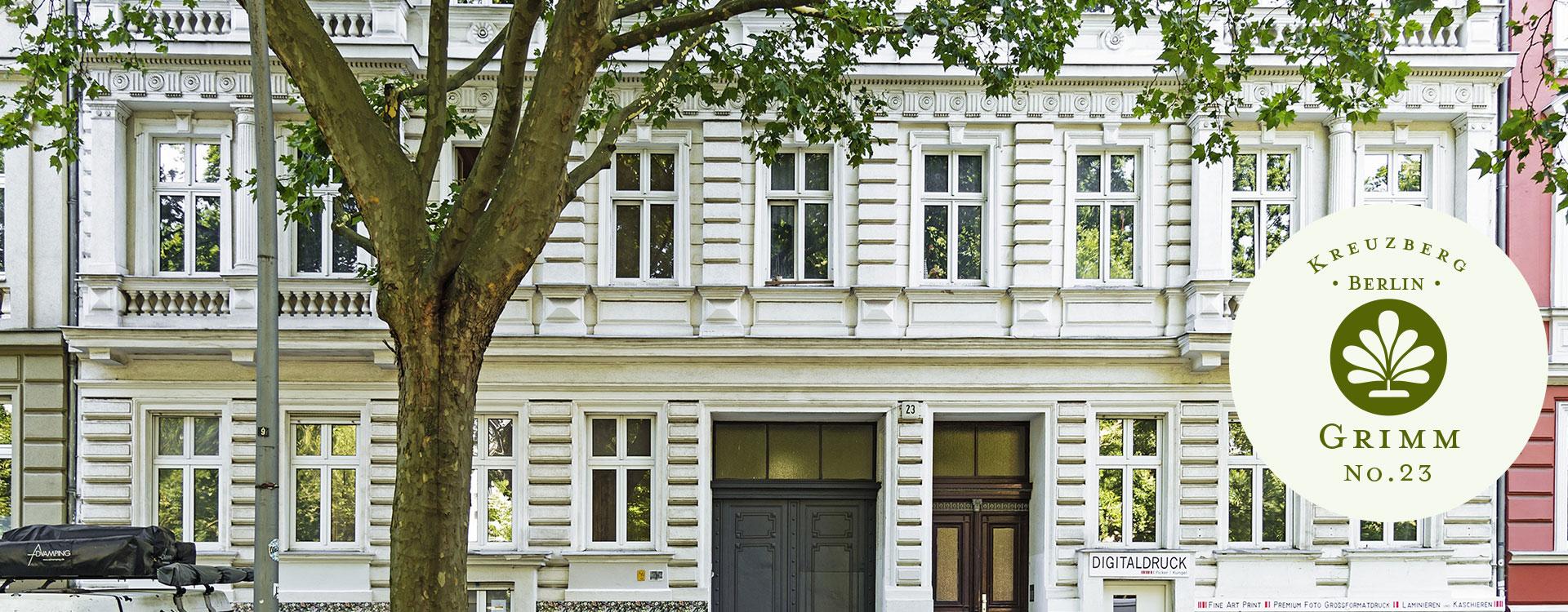 Grimm23: Wohnungen in Kreuzberg kaufen
