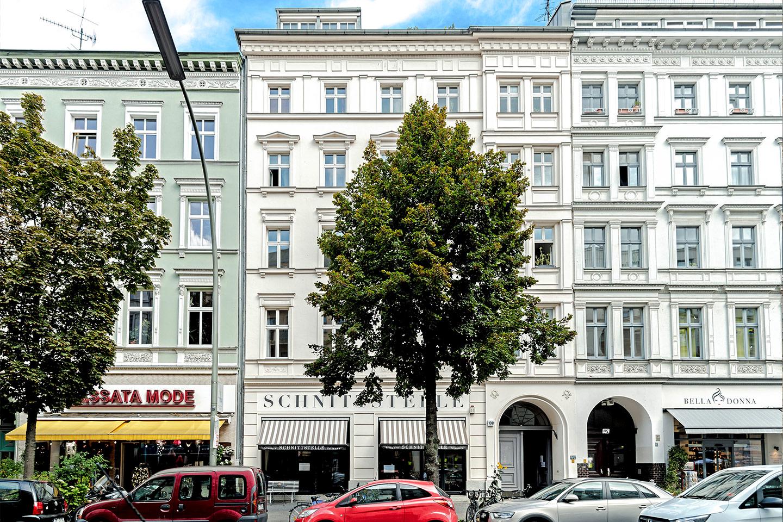 Bergmannstr. 108: Wohnungen kaufen in Kreuzberg Berlin