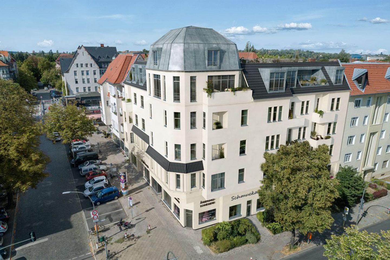"""Wohnungen kaufen: Berlin Lichterfelde """"Neue Garde"""""""
