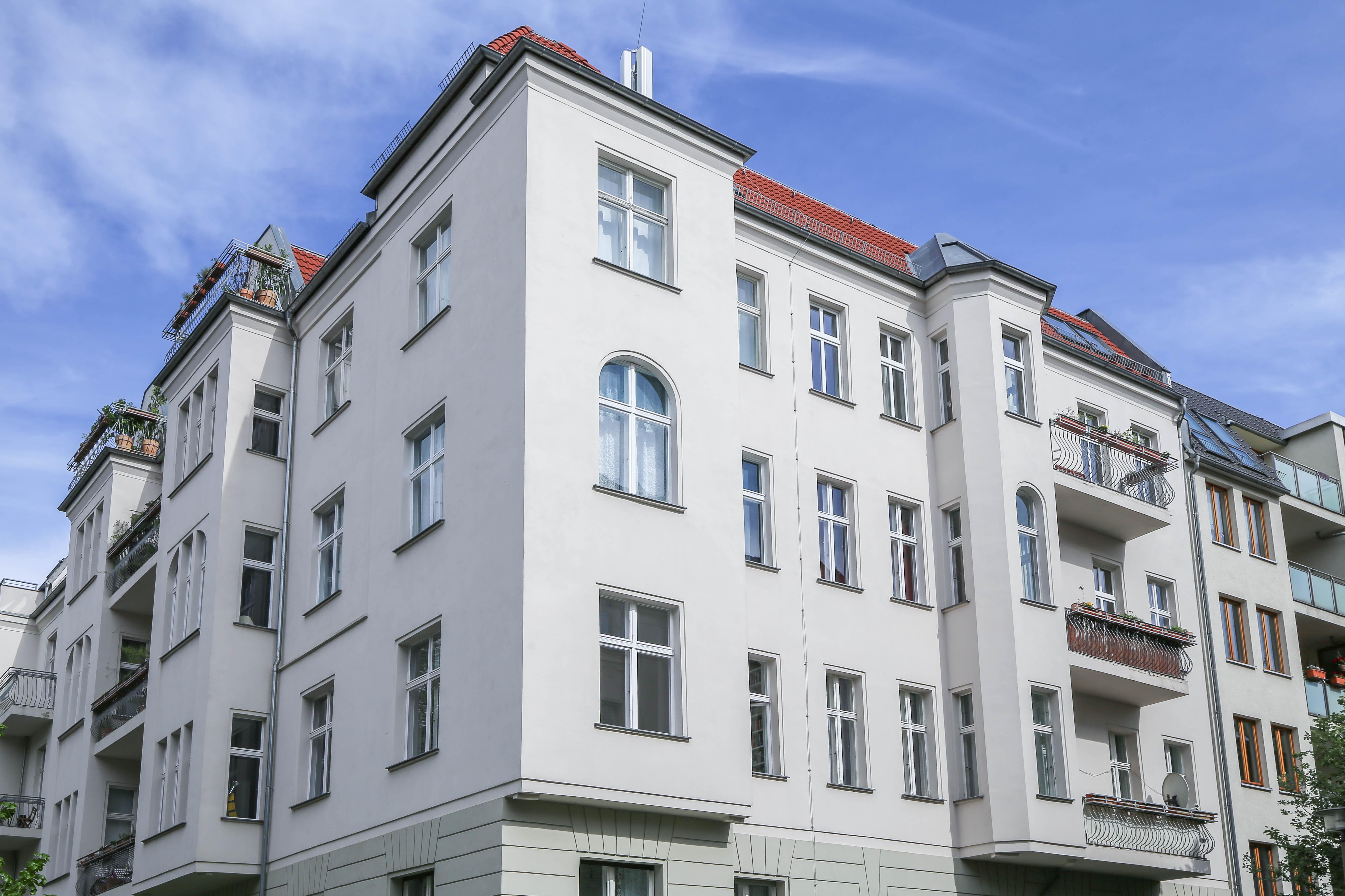 Kavalierstraße 10 –Wohnungen in Pankow