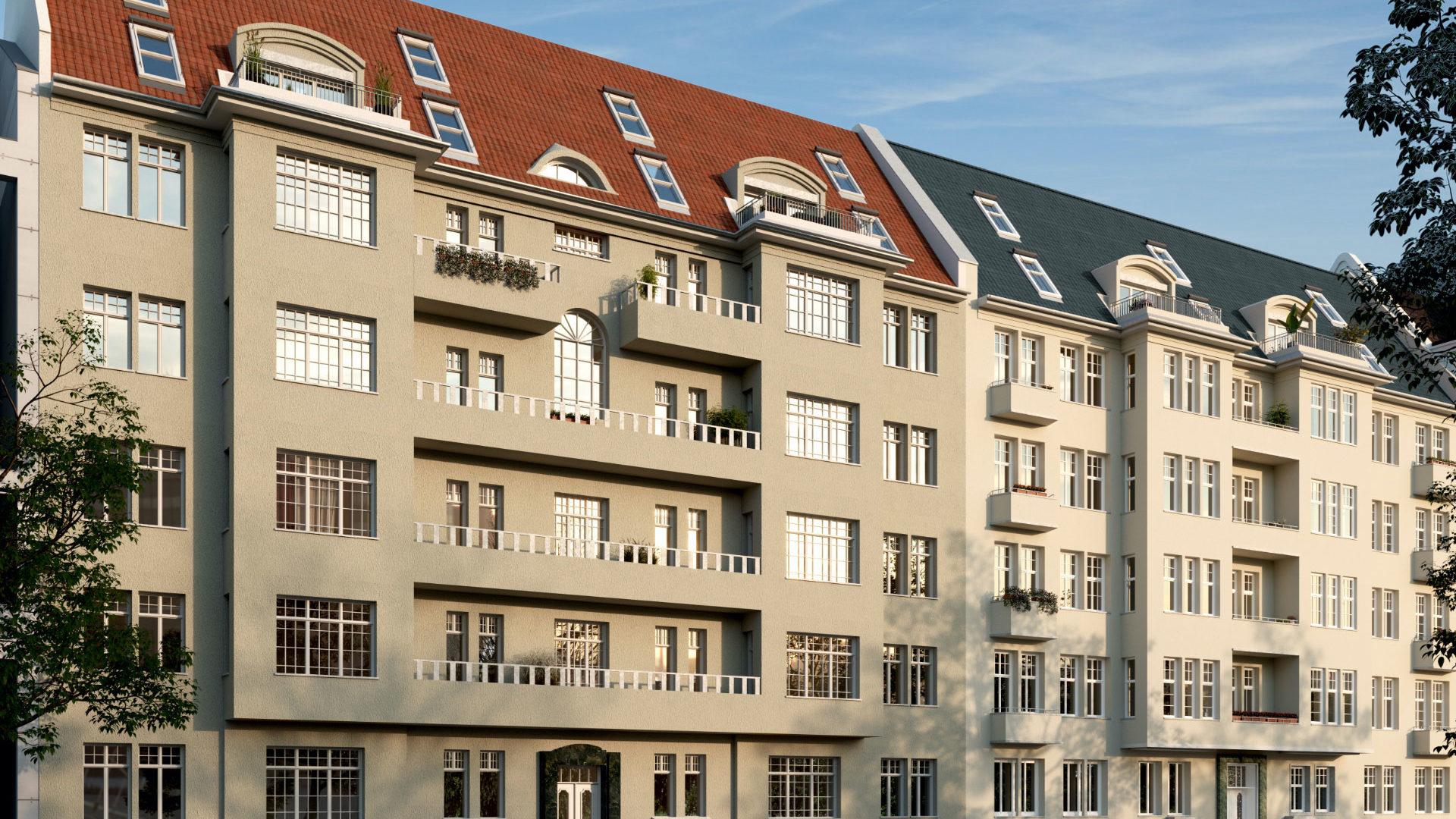 Penthouse Berlin Tempelhof
