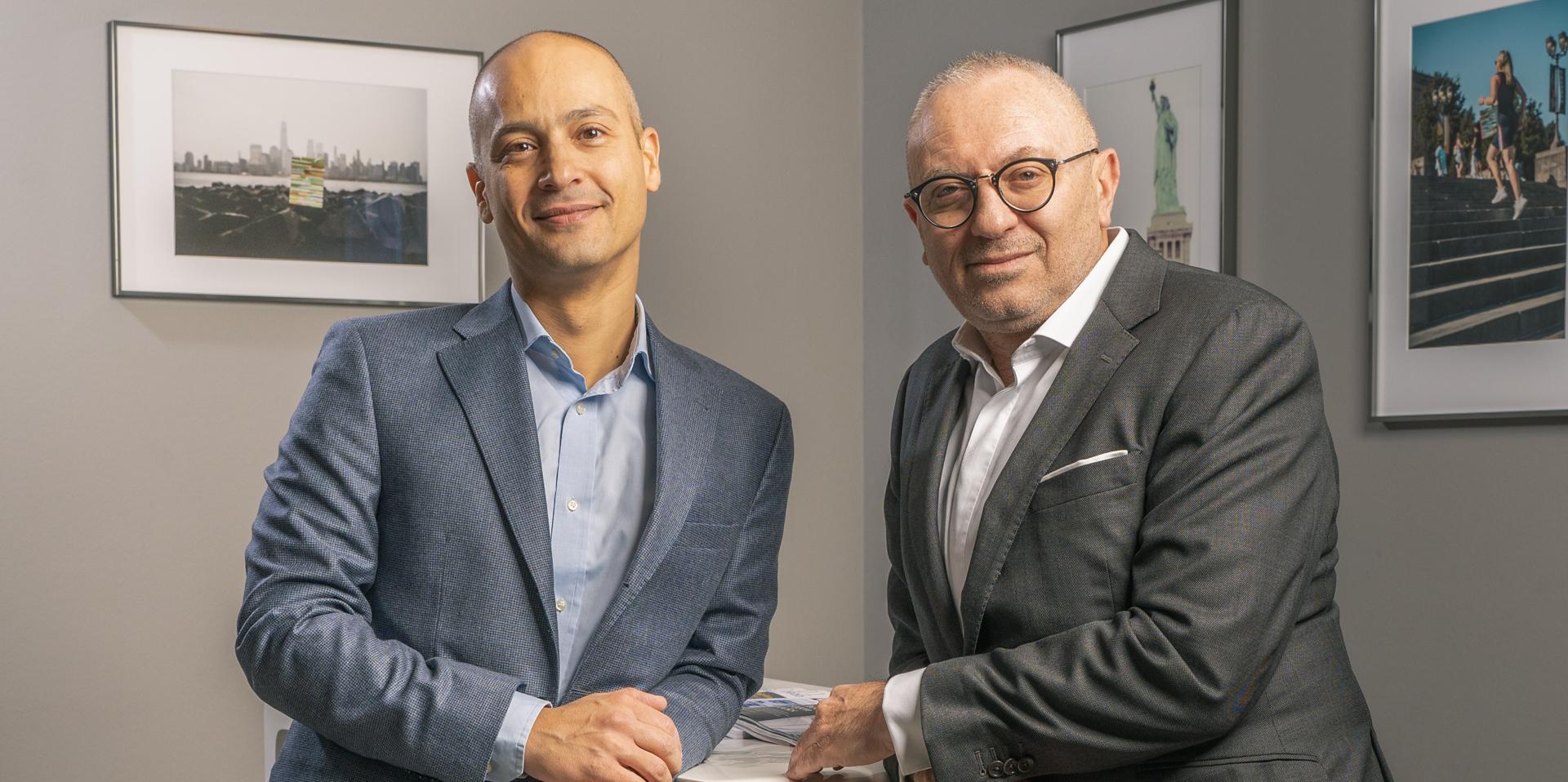 Trendcity John Amram und Ilja Gop
